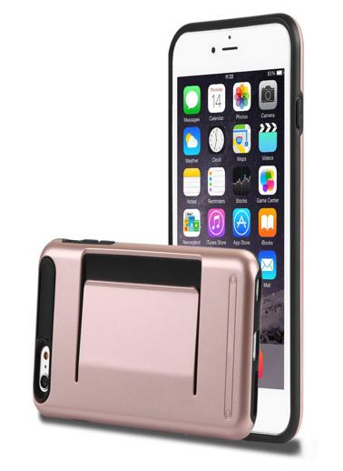 Microsonic iPhone 6 Plus Aksesuar Renkli